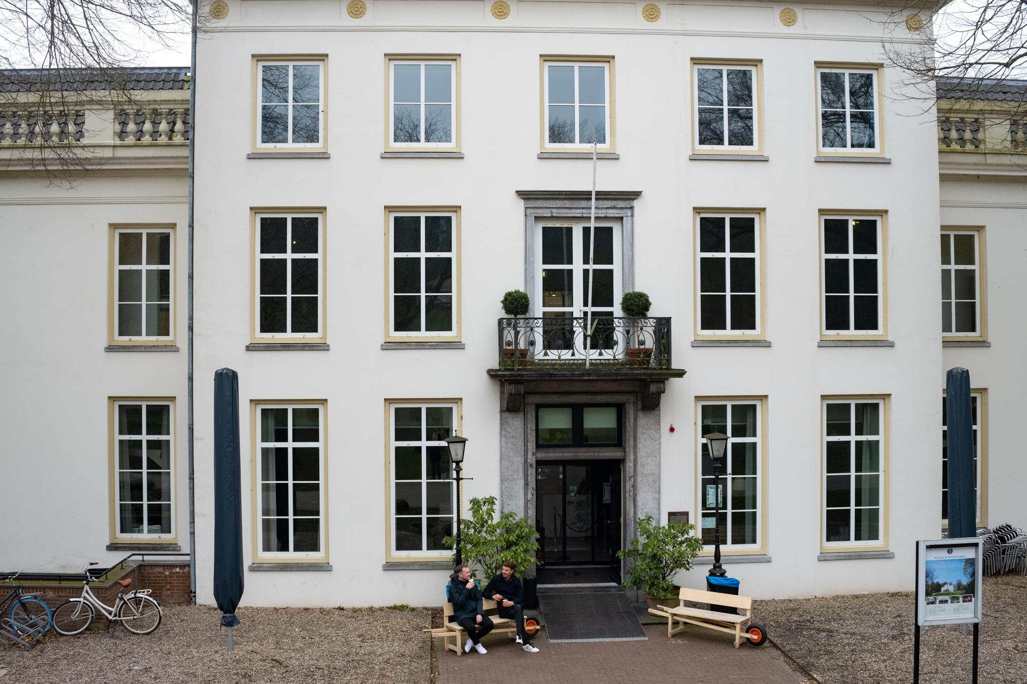 Street shoot Arnhem Stadsvilla Park Sonsbeek