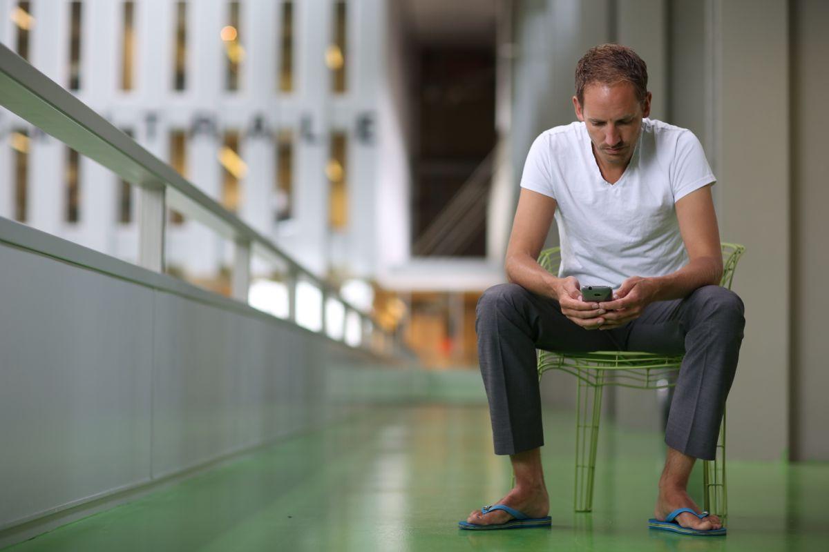 Mark Vletter mobiel