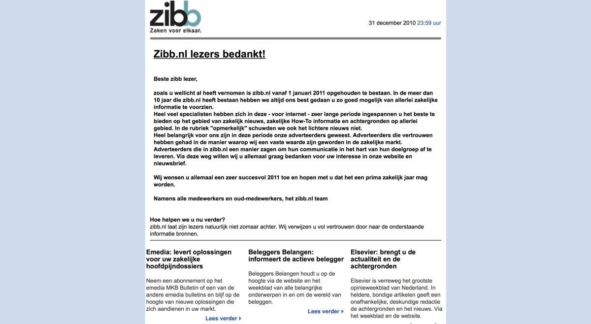 Zibb site